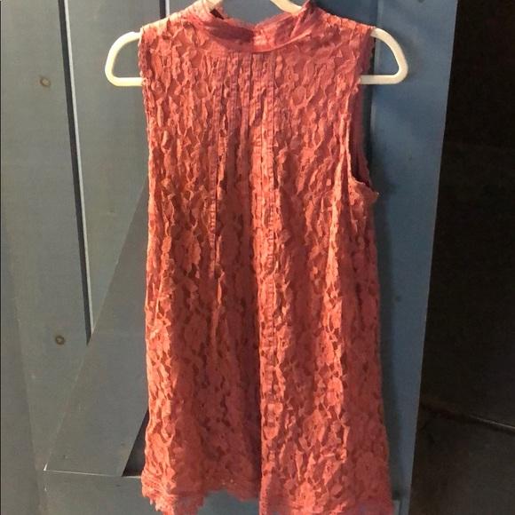 Xhilaration Dresses & Skirts - Casual lace dress